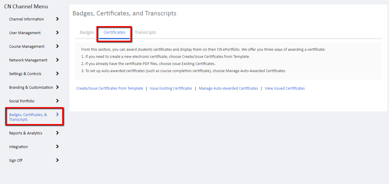 Create and Issue Certificates with the CN Template